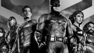 Snyder Cut: révélez le nombre de pièces qu'il contiendra, leurs titres et une nouvelle bande-annonce