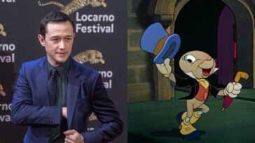 Joseph Gordon-Levitt jouera Jiminy Cricket dans la bande `` Pinocchio ''