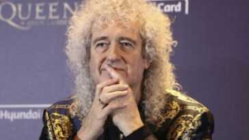 Brian May regrette d'avoir perdu une cassette de Freddie Mercury