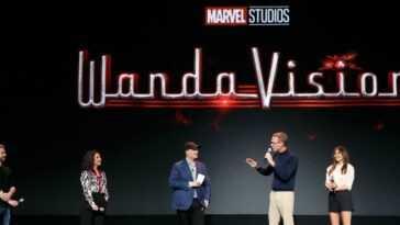 Proposition de Marvel pour l'aperçu du dernier épisode de WandaVision