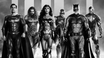 La `` Justice League '' de Zack Snyder sera divisée en six chapitres