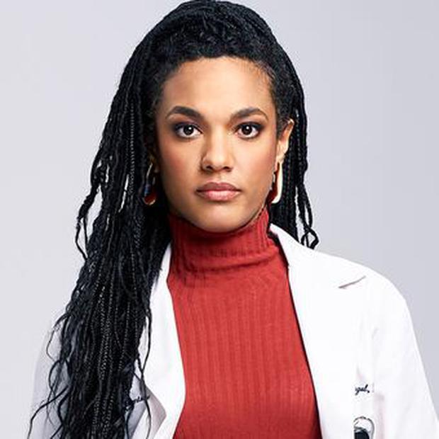 Dre Helen Sharpe - Freema Agyeman (Photo: NBC)