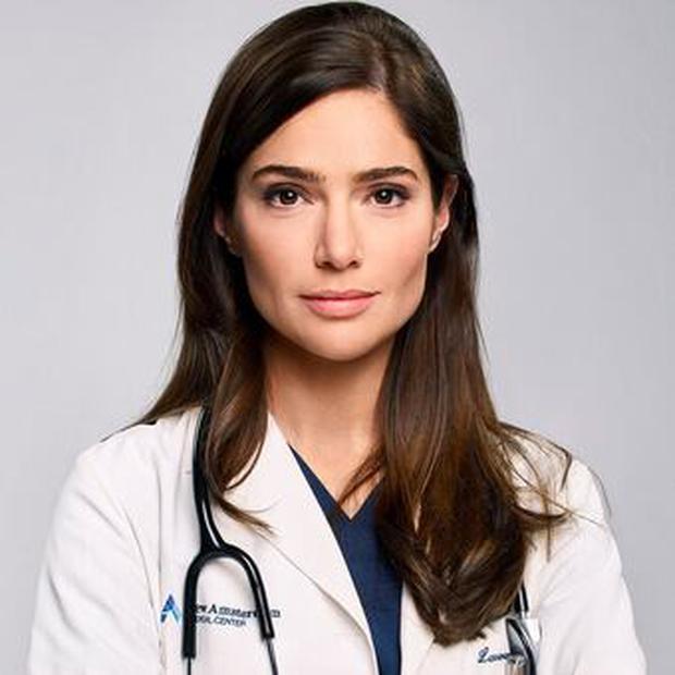 Dr Lauren Bloom - Janet Montgomery (Photo: NBC)