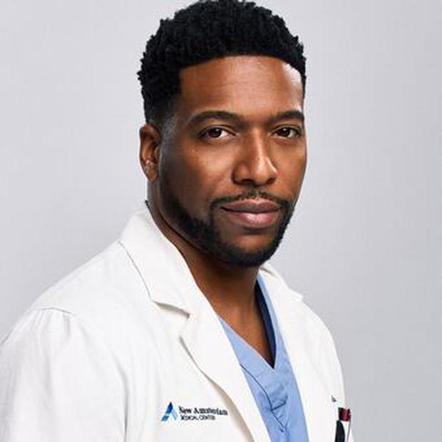 Dr Floyd Reynolds - Jocko Sims (Photo: NBC)