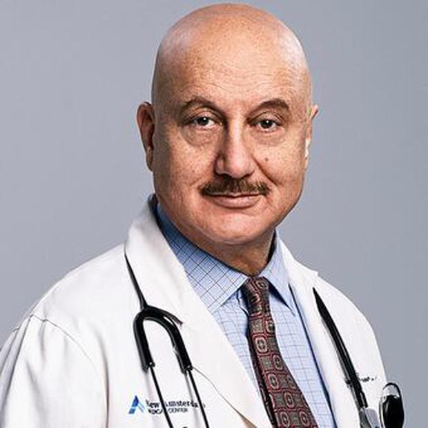 Dr Vijay Kapoor - Anupam Kher (Photo: NBC)