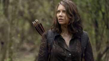 Maggie deviendrait le leader d'Alexandria sur `` The Walking Dead ''