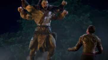 Goro sera complètement CGI dans 'Mortal Kombat'