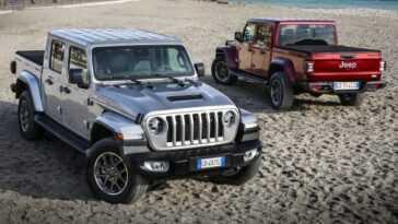 Le Jeep Gladiator Reçoit Une Série Spéciale 80e Anniversaire
