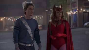 Evan Peters pourrait apparaître dans la finale de 'WandaVision'