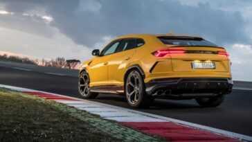 Quant à 2022. Lamborghini Urus Aura Une Version Phev Avec