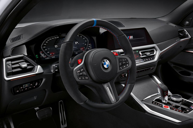 Performance de la BMW M3 M