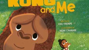 Premier Regard Sur Kong And Me Book Teases And Adorable