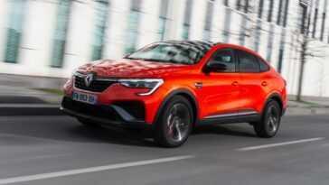 Avec Des Moteurs Hybrides. Renault Arkana Démarre Sa Commercialisation En