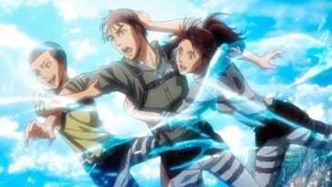 Shingeki no Kyojin: fuite inquiétante sur l'avenir de Connie et Jean dans l'histoire