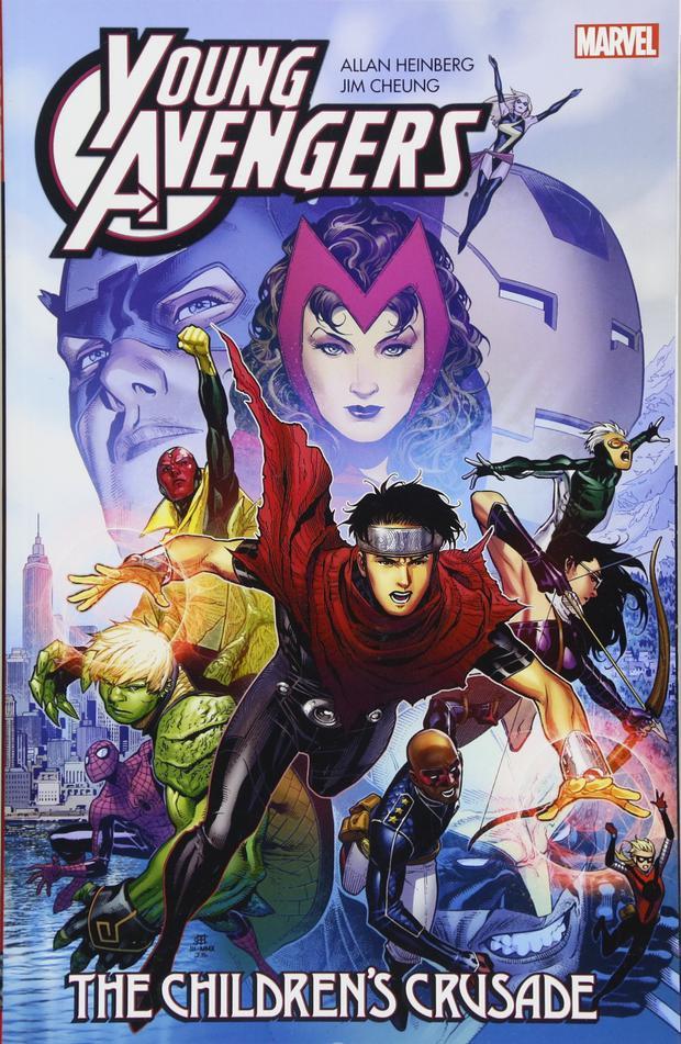 Billy et Tommy font partie des Young Avengers et ceux-ci pourraient apparaître dans la phase 4 ou la phase 5 du MCU (Photo: Marvel Comics)