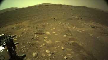 Le Rover Perseverance De La Nasa Fait Son Premier Essai