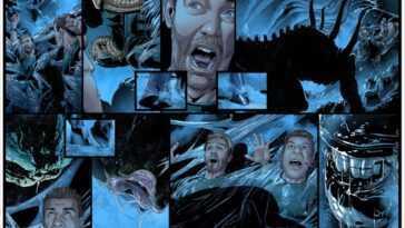 La Nouvelle Bande Dessinée `` Alien '' De Marvel Promet