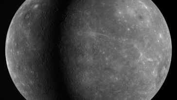 Le Mercure N'a Peut être Pas Diminué Autant Que Les Scientifiques