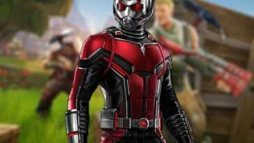 Ant-Man pourrait arriver sur l'île de Fortnite Battle Royale
