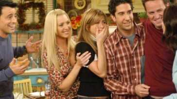 Les retrouvailles de 'Friends' commenceront leurs enregistrements en avril