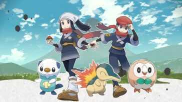 Pokémon Legends: Arceus Cadre, Gameplay, Release: Toutes Les Informations