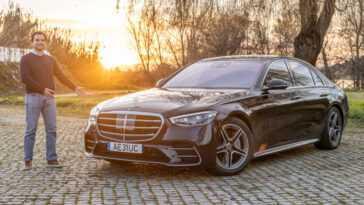 Mercedes Benz Classe S 400 D (w223). Est Ce Toujours La Meilleure