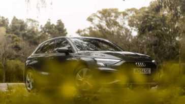 Nous Avons Testé La Gamme Audi A3 Sportback 30 Tfsi