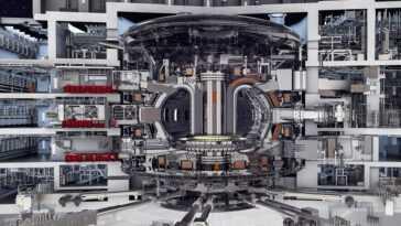 Le réacteur de fusion nucléaire ITER ne doit pas être compromis par les tremblements de terre: c'est la technologie qui répond à ce défi critique
