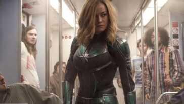 Captain Marvel: Brie Larson parle de ses séquences les plus difficiles