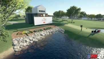 La PGA Tour 2K21 est beaucoup plus fluide avec 60 images par seconde