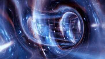 Les `` Portails Gravitationnels '' Pourraient Transformer La Matière Noire