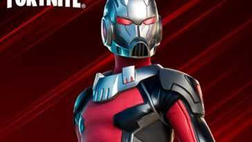 Ant-Man est maintenant disponible dans Fortnite Battle Royale