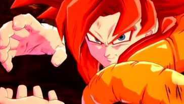 """Dragon Ball FighterZ"" révèle la date de sortie de Gogeta SSJ4"