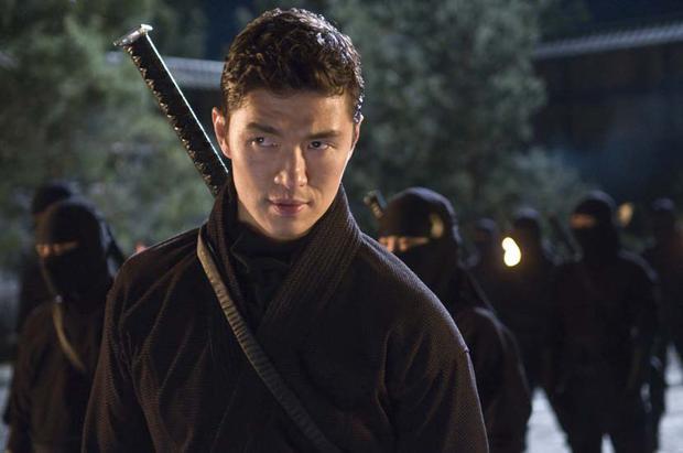 "Rick Yune dans le rôle de Takeshi dans ""Ninja Assasin"" (Photo: Warner Bros.)"