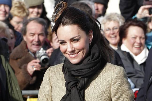 Kate Middleton.  Crédit: PA