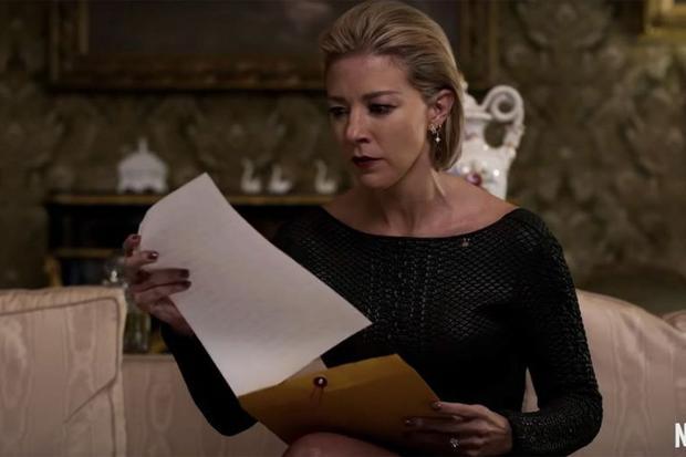 Sofía Carranza tente de retrouver la personne responsable de la mort de son père.  (Photo: Netflix)