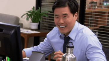 Randall Park avait oublié son camée dans 'The Office'