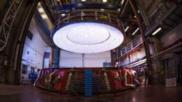 Le Projet Du Télescope Géant De Magellan Jette Un Sixième