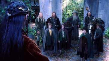 Les acteurs de `` Le Seigneur des Anneaux '' se réunissent pour des projections spéciales