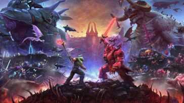 Doom Eternal: The Ancient Gods Part 2 Les Illustrations