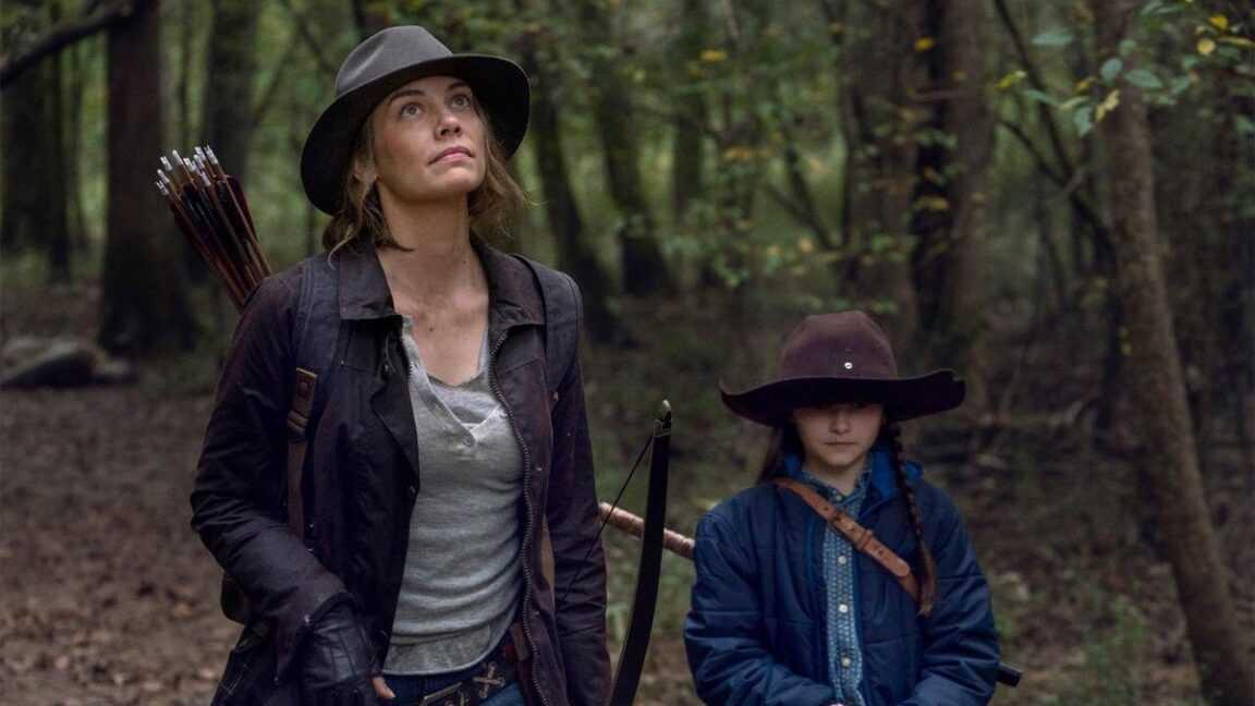 Lauren Cohan révèle la fin idéale de `` The Walking Dead ''