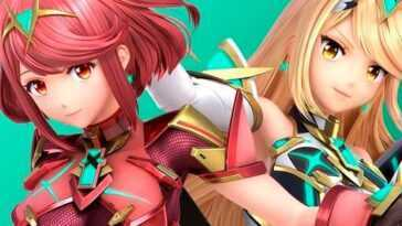 "Pyra et Mythra rejoignent ""Super Smash Bros. Ultimate"""