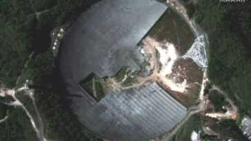 L'observatoire D'arecibo A Plus De Science à Faire Malgré L'effondrement