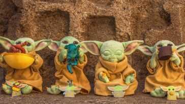 Disney lance une nouvelle ligne de Baby Yodas dans ses moments les plus adorables