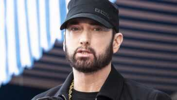 La campagne TikTok demande d'annuler Eminem