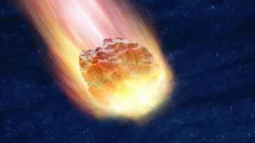 Meteor Explose Au Dessus Du Vermont Avec La Force De 440