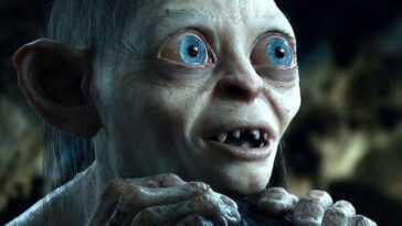 Andy Serkis a rampé pendant des heures dans les coulisses du film `` Le Seigneur des anneaux ''