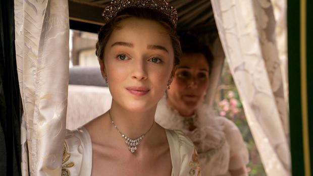 """Il est peu probable que """"Bridgerton"""" montre ce qui est arrivé au collier de Daphné dans la saison 2 (Photo: Netflix)"""