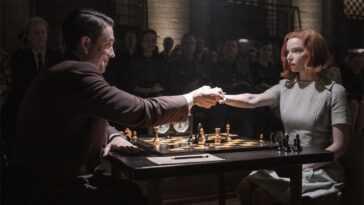 `` The Queen's Gambit '' va frapper Broadway dans une nouvelle comédie musicale