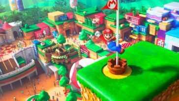 Le Super Nintendo World Orlando ouvrirait ses portes en 2025